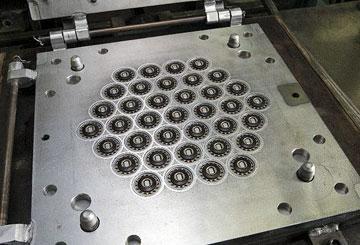 Gumiáru gyártás